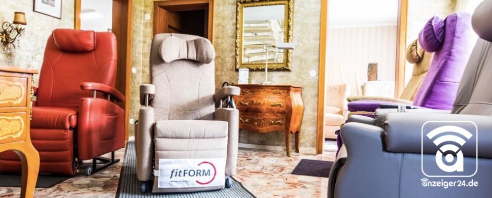 Narjes Möbel aus Haan bietet besondere Sitzmöbel nach Maß