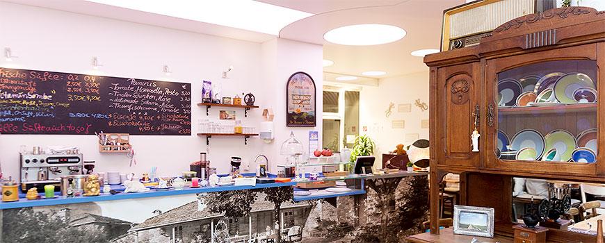 Café Bistro TaVé: Ein Kleinod in der Hildener Gastroszene