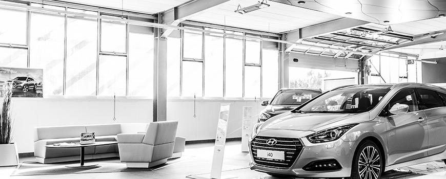 Autohaus Schiefer: Hyundai Halle wurde renoviert