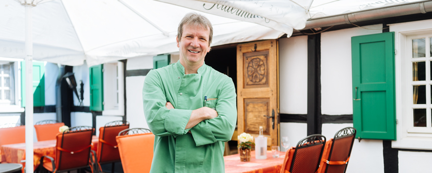 Restaurant Pungshaus Hilden: Neue Esskultur in der Tafelrunde neanderland