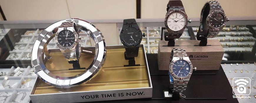Uhren von Maurice Lacroix in Hilden? Gibt's hier