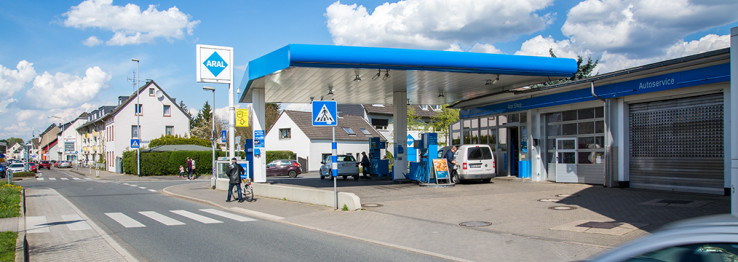 Tankstellen