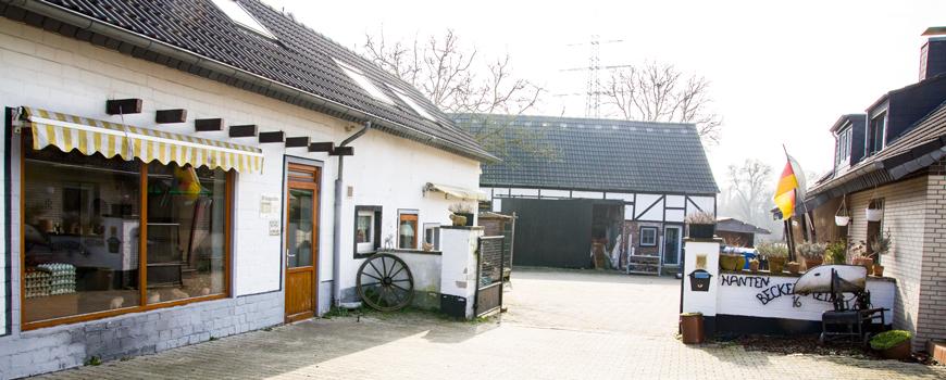 Hoffest bei Bauer Hanten