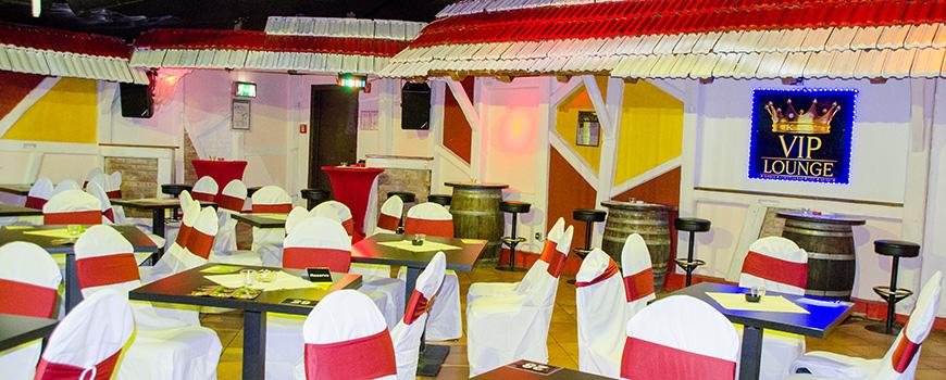 VIP Lounge Hilden: Orientalisch feiern