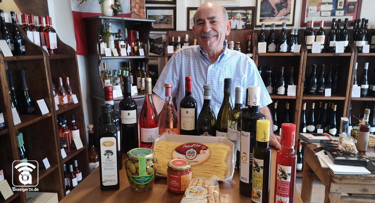 Solovino-Hilden-Wein-Feinkost-Ampulien-Italien