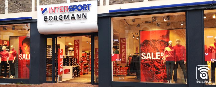 Intersport Borgmann Hilden – Gut ausgestattet für Training und Freizeit