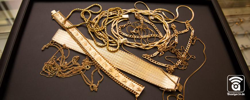 Goldankauf bei Juwelier Islek Hilden
