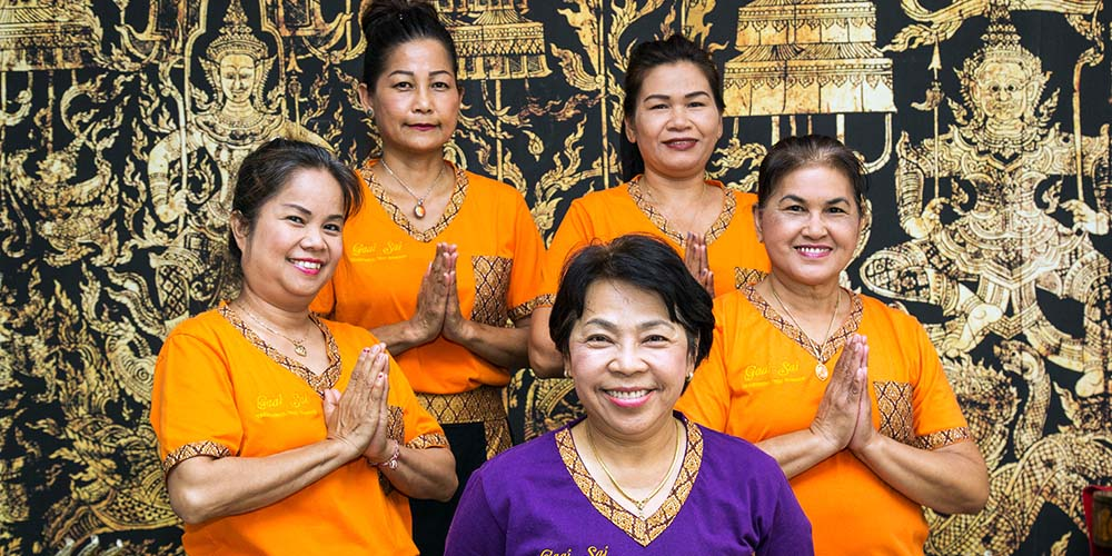 Schwerin thaimassage Thaimassage in