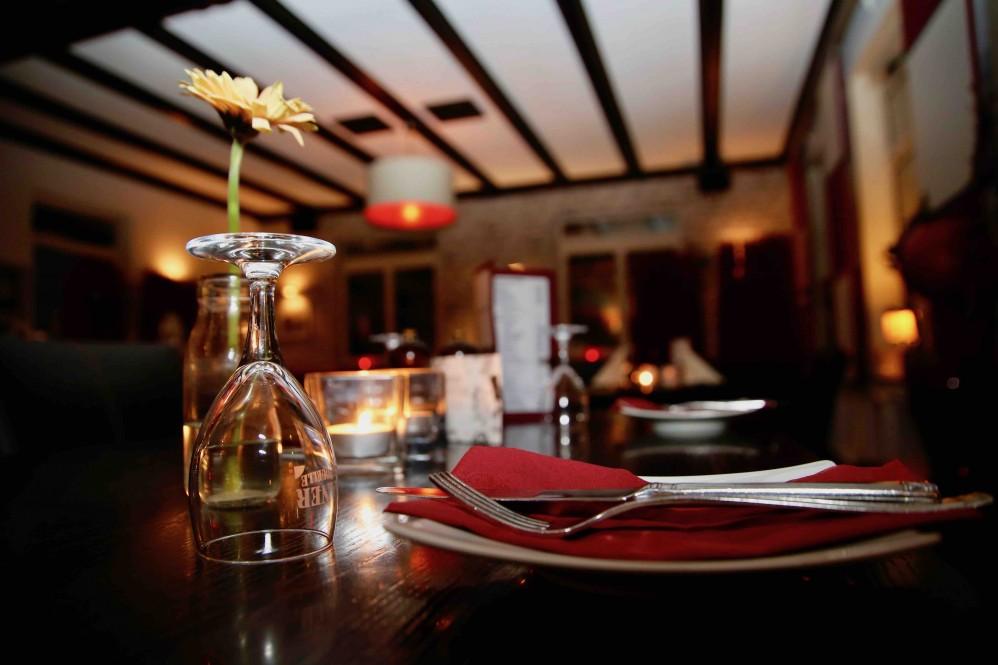 Das Steakhaus Meat & Mind in Hilden bietet ein tolles Ambiente