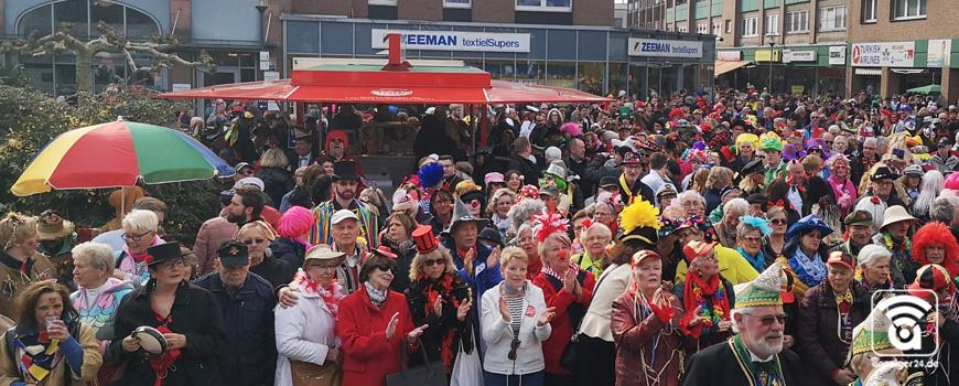 Was ist jetzt mit Karneval feiern?