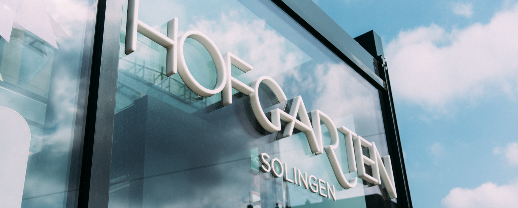 Hier findest du alle Einkaufsmöglichkeiten die dich im Hofgarten Solingen erwarten