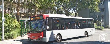 Rheinbahn-Fahrplanwechsel: Das ändert sich für Buspendler