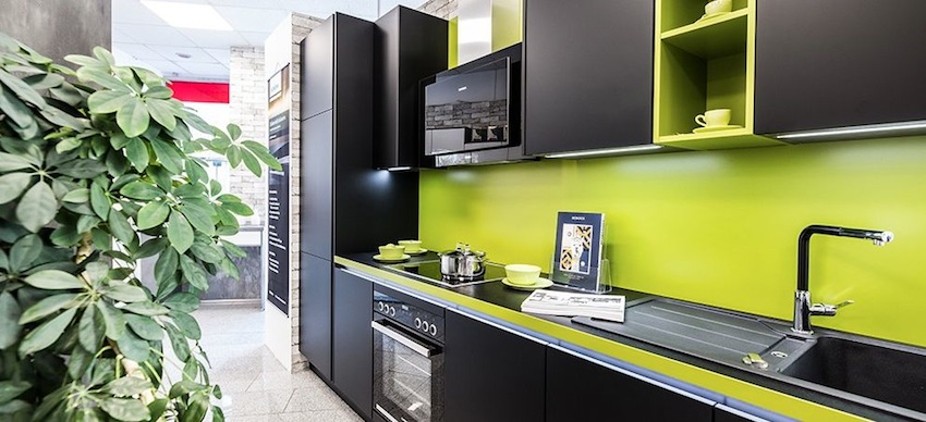 Ausstellungs Küchen beim Küchentreff Langenfeld und Haan