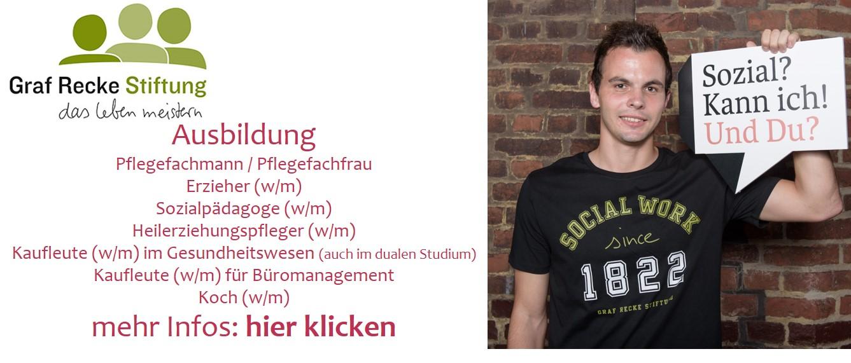 Graf-Recke-Ausbildung-Banner