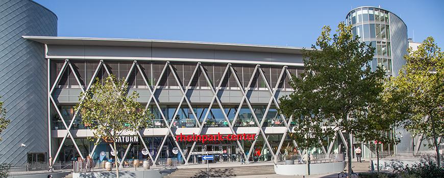Im Rheinpark-Center erwartet dich eine Fülle an Stores und Dienstleistungen. Erfahre hier bei anzeiger24.de welche genau!
