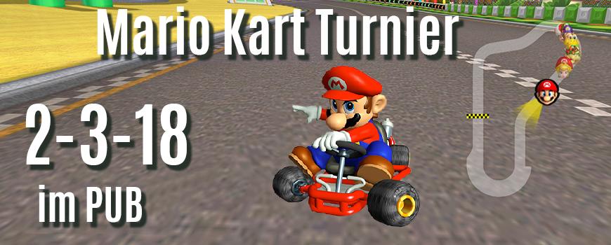 1. Hildener Mario Kart Turnier
