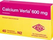 Calcium Verla 600mg