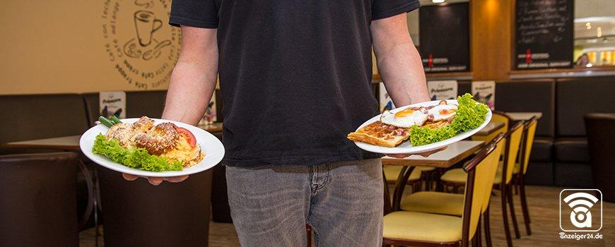 Frühstücken in Monheim: Café Primavera