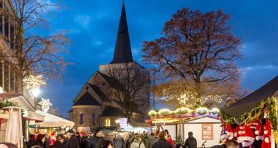 Winterdorf Hilden Weihnachtsmarkt Veranstaltung