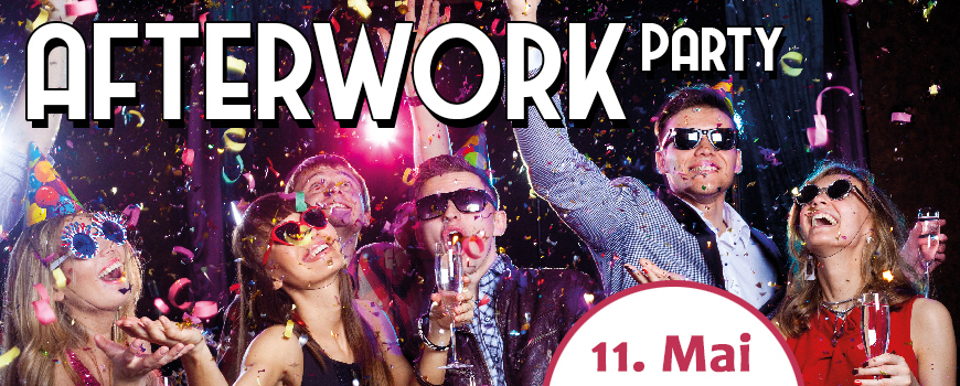 Afterwork-Party Hilden im Café New York
