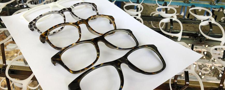 Sea2See: Brillenfassungen aus recycelten Fischernetzen