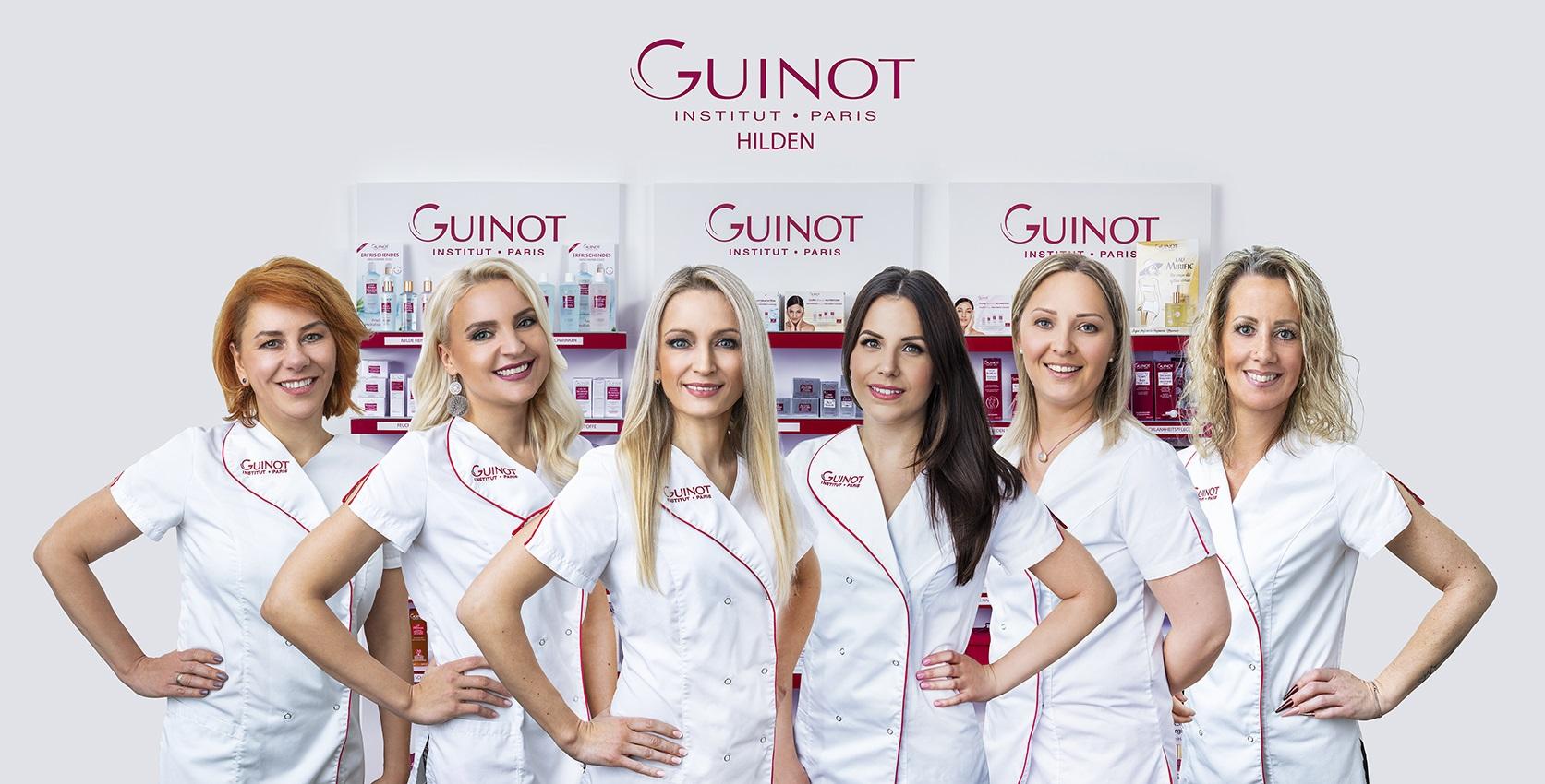 Guinot-Hilden-Kosmetikinstitut