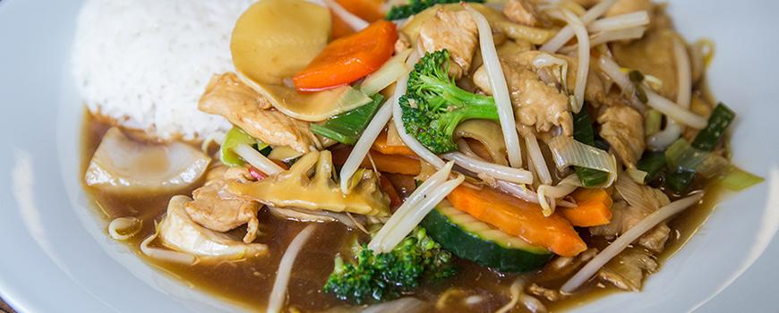 Asiatische Küche bei Mr Do in Langenfeld