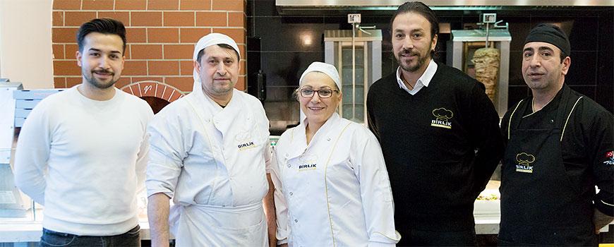 Birlik: Türkisches Restaurant mit Flair