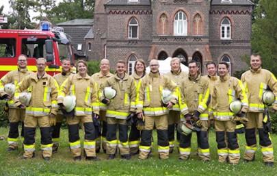 Ein starkes Team: die Freiwillige Feuerwehr Monheim