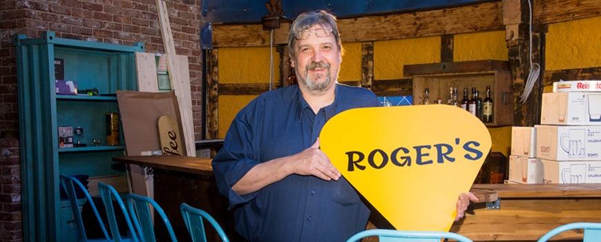 Roger's: Die neue Blues-Bar in Hilden
